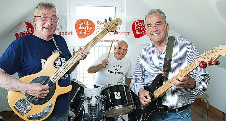 Brothers put musical talents to good use