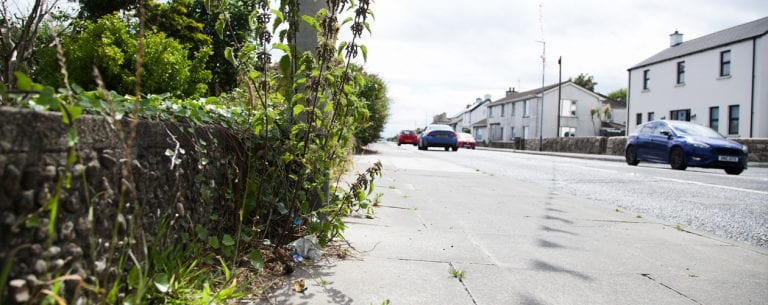 Residents say village's needs are being ignored