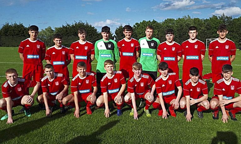 County Down's Premier and Junior teams head north for SuperCup NI
