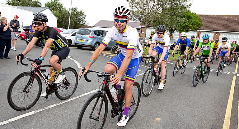 Annalong FC's annual Andrew Burden Memorial Charity Cycle