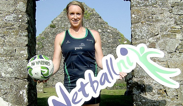 Gemma looking forward to Netball World Cup