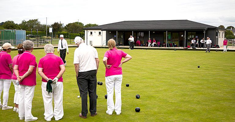 Presidents' Day at Newcastle Bowling Club