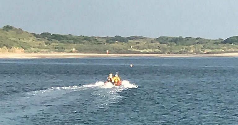 Lifejackets warning after pair's rescue