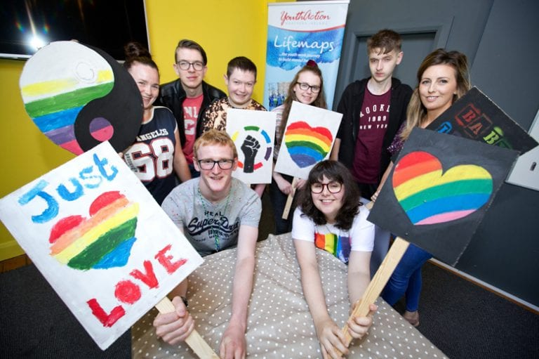 Pride breakfast morning taking place in Kilkeel