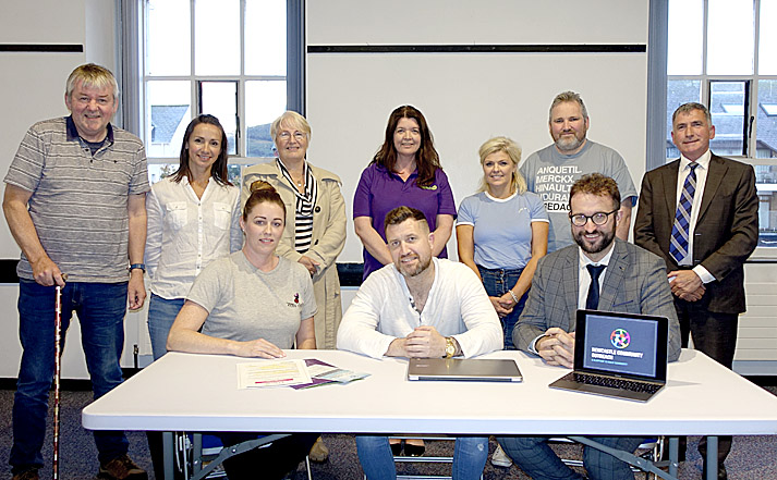 New community outreach project gains further support