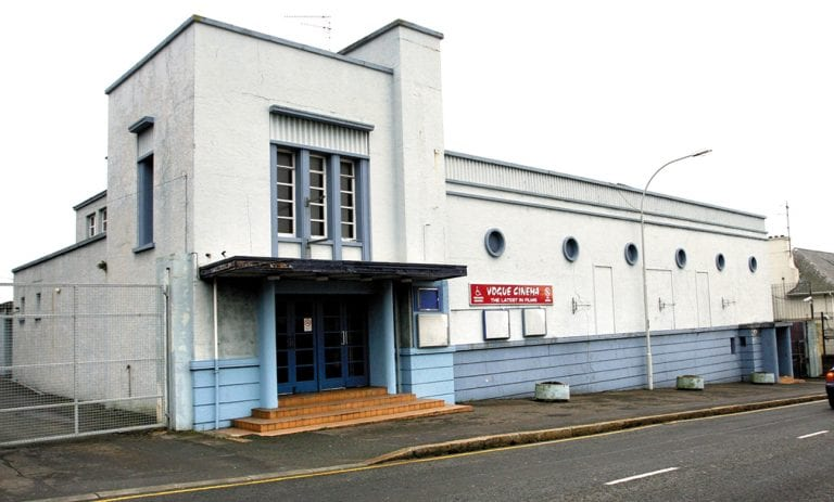 Row over plan to remove seats from Kilkeel's former cinema