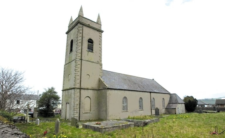 Church included in scheme to protect historic buildings