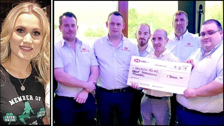 Family raises £9,000 for Newcastle RNLI in memory of Ruth