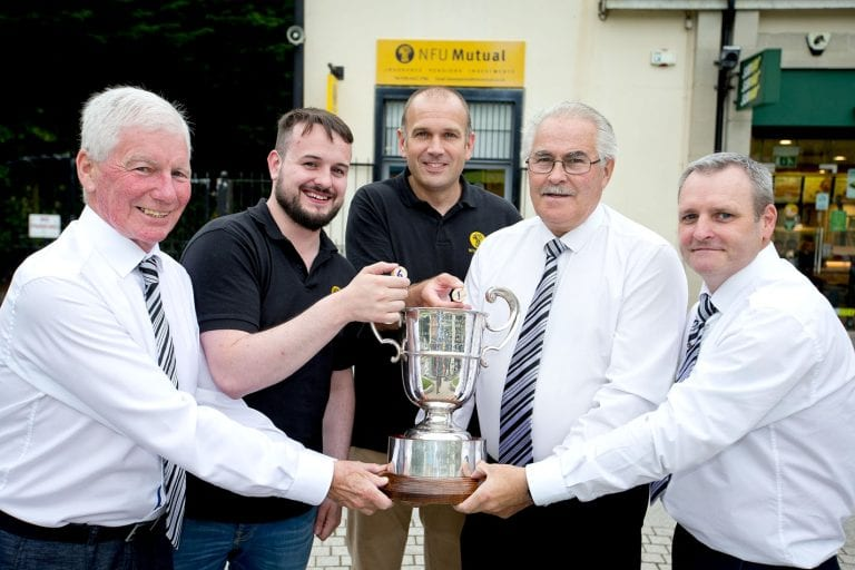 Newcastle League secures sponsor for cup competitions