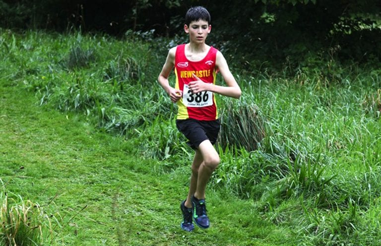 Junior Cross-Country series off to a flying start