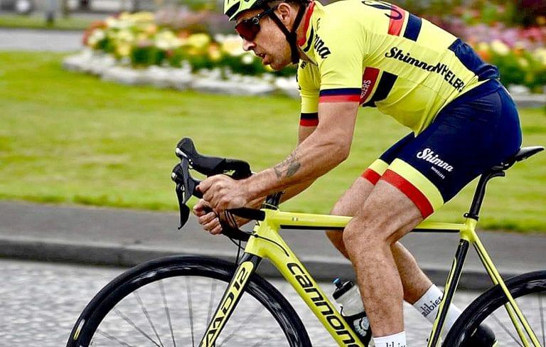Shimna Wheelers cyclists in Tour of the Boyne