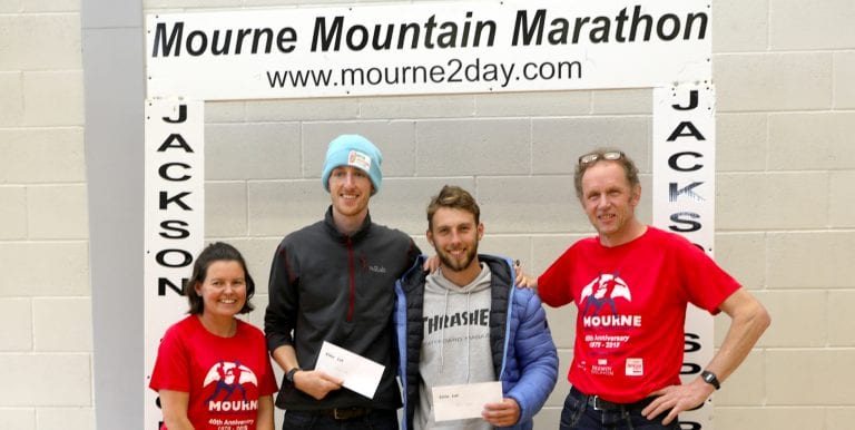 A big birthday for the Mourne Mountain Marathon!