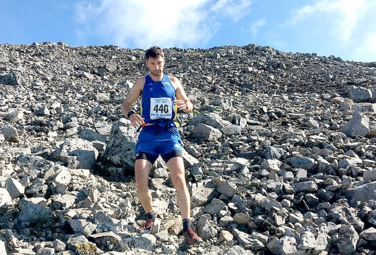 Mourne runners in Fortwilliam for Ben Nevis Race