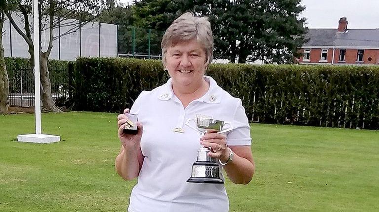 Castle Park bowler picks up another title