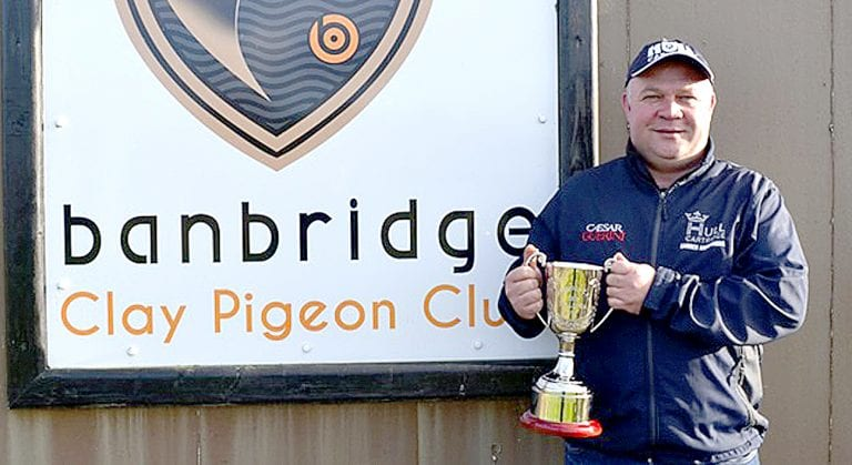 Armstrong wins Ballyvea Cup as shooting season starts