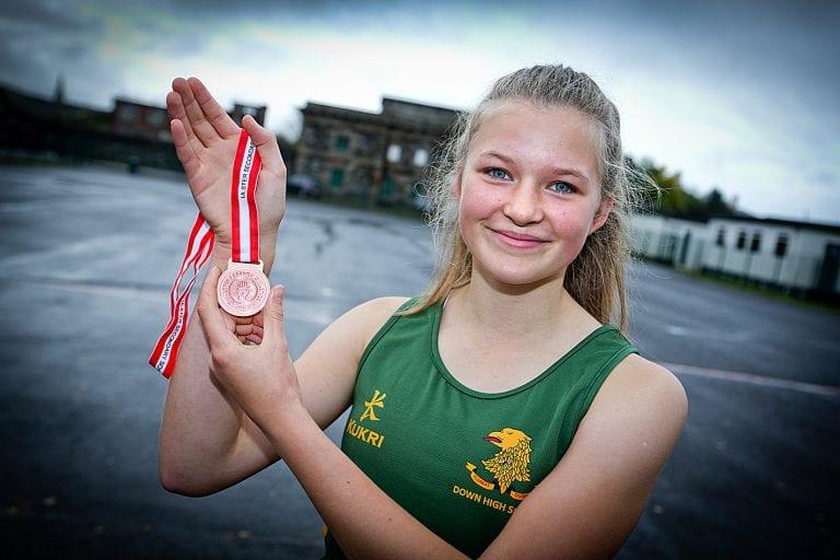 Spotlight on Down High School students' sporting achievements
