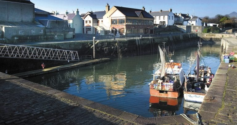 Lights and sewer repaired at harbour