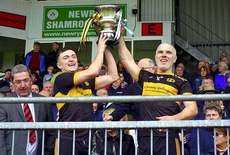 Glenn beat Shamrocks to become Down Intermediate football champions