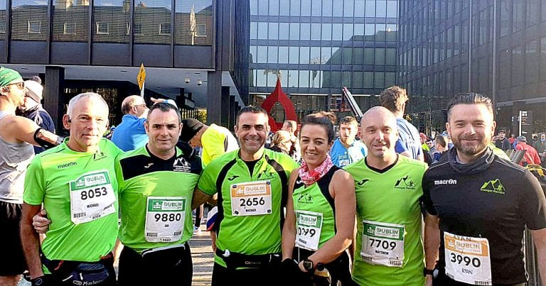 Runners from Down clubs join thousands in Dublin Marathon