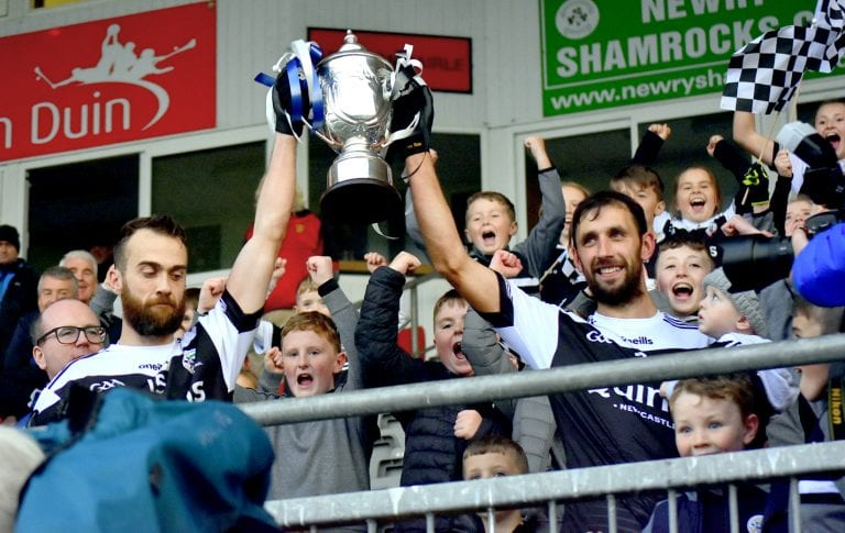 Kilcoo regain the O'Hare Cup as they pip Warrenpoint in Down SFC final