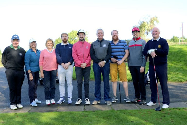 Tom Coburn hosts his President's Day competitions at Spa Golf Club