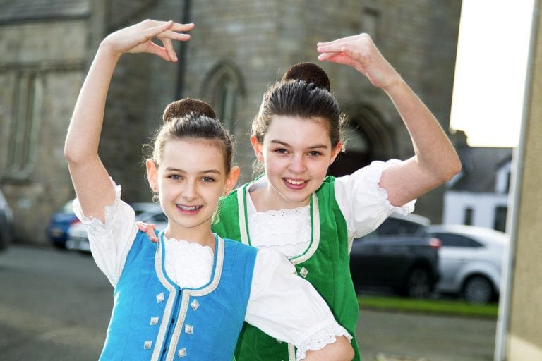 Kirknarra School of Dance hosts highland dance competition