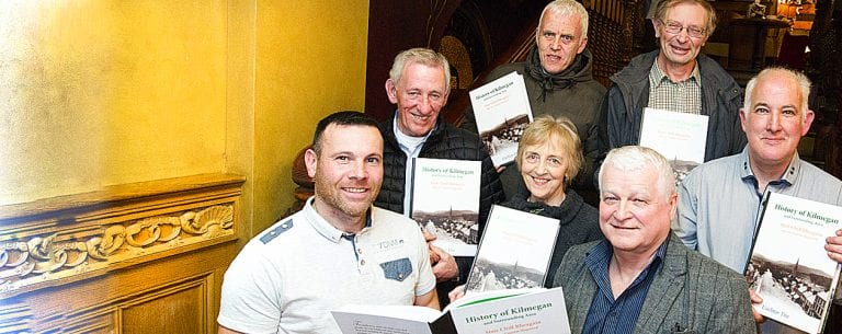 New book explores fascinating history of Kilmegan area