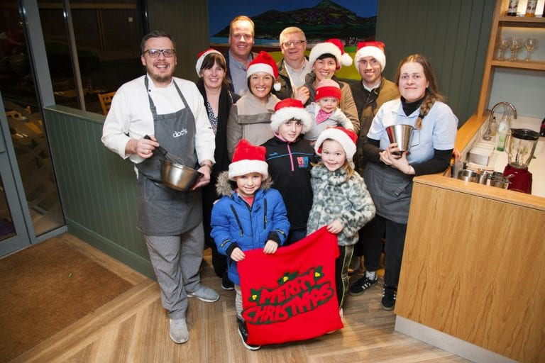 Enjoy fantastic food and company at community dinner on Christmas Day