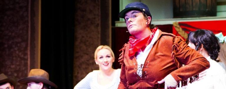 Newcastle Glees Musical Society performs Calamity Jane