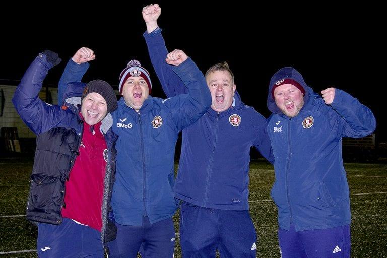 Third Dalzell final in a row for Ballynahinch team
