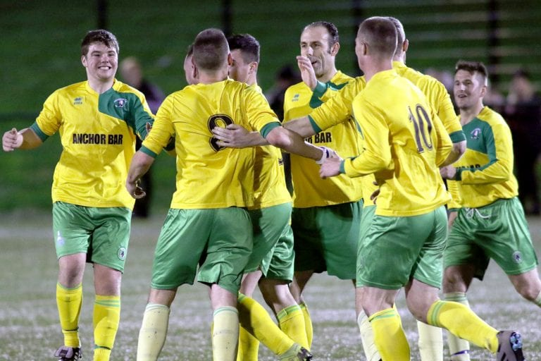 Killough score six times in first half of Bobby Dalzell Cup semi-final