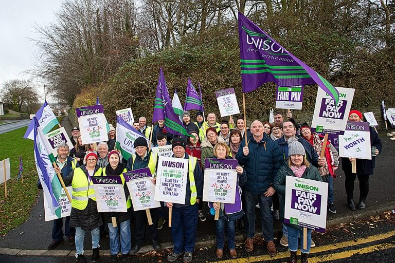 Strike action to cause widespread disruption