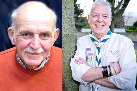 Local men included in New Year Honours List