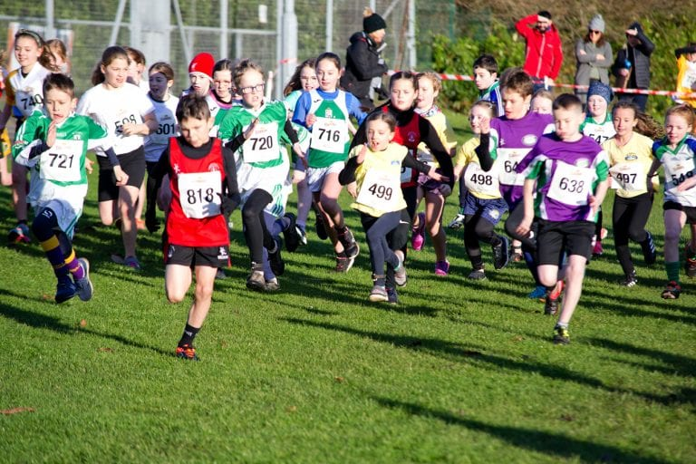 Flahavan's Primary Schools' Cross Country League visits Newcastle