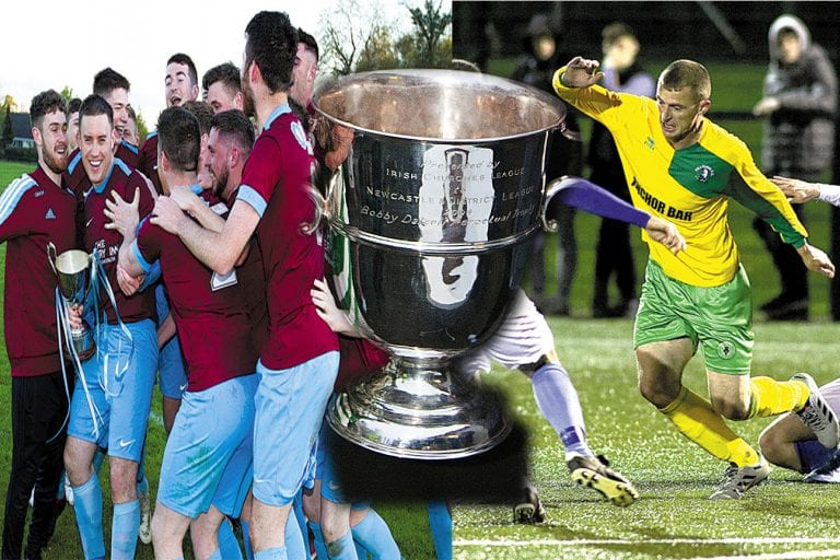 Olympic and Killough meet in Boxing Day Bobby Dalzell Cup final