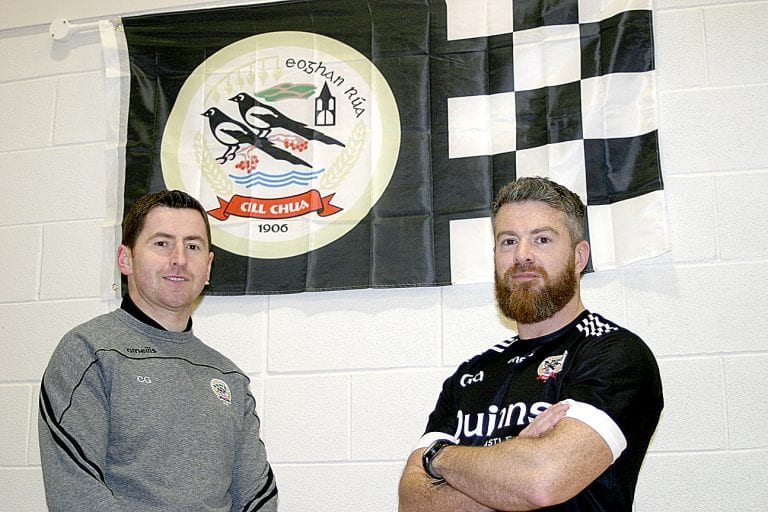 Kilcoo head to Croke Park for the biggest day in the club's history