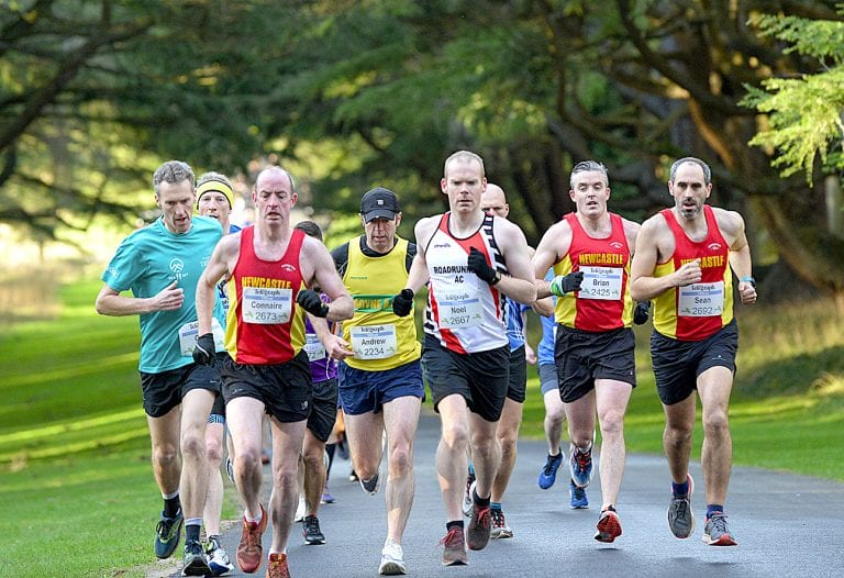 Fifth race in Run Forest Run series takes place in Tollymore Forest Park