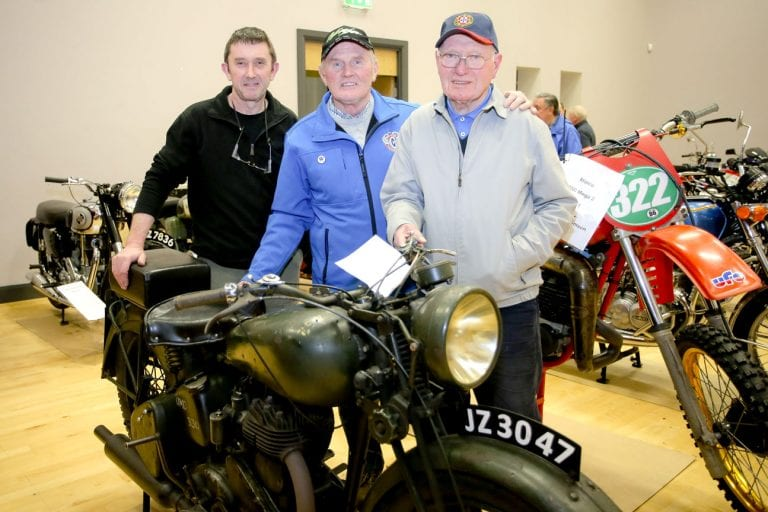 Rathfriland Motorcycle Club's two-day charity show