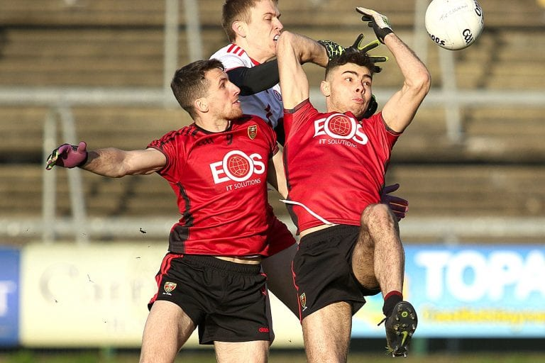 Down exit McKenna Cup to Tyrone at semi-final stage