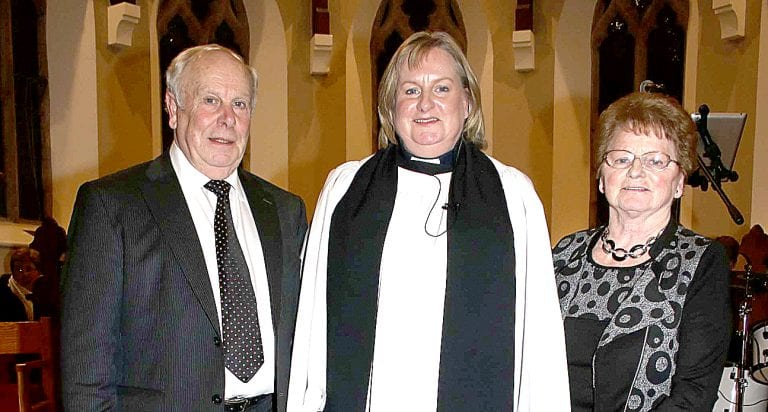 New rector instituted at Christ Church Kilkeel