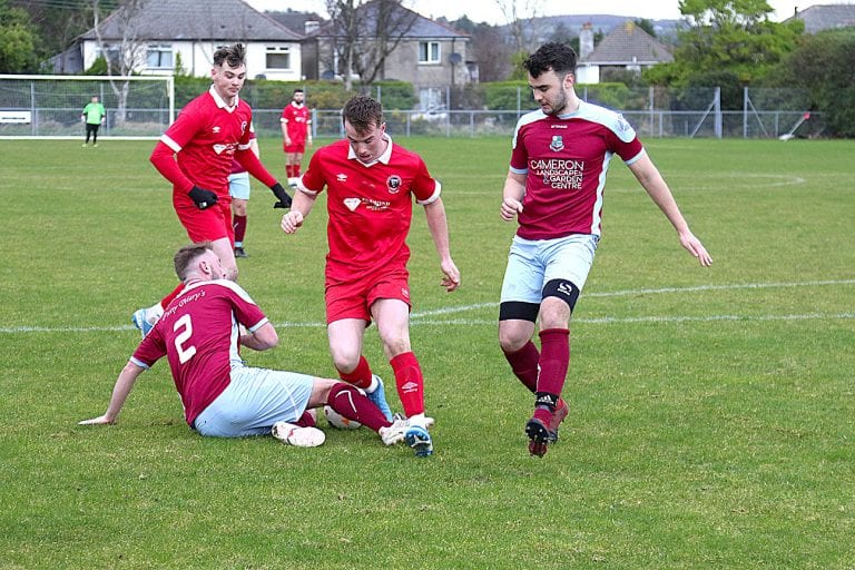 Tollymore win shoot-out to reach Mid Ulster League Beckett Cup final