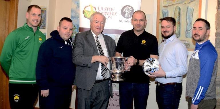NFU Mutual Harry Clarke Cup semi-finals draw