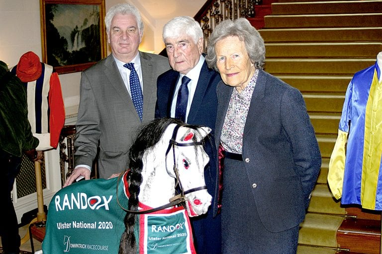 New five-year sponsorship deal for Ulster National at Downpatrick