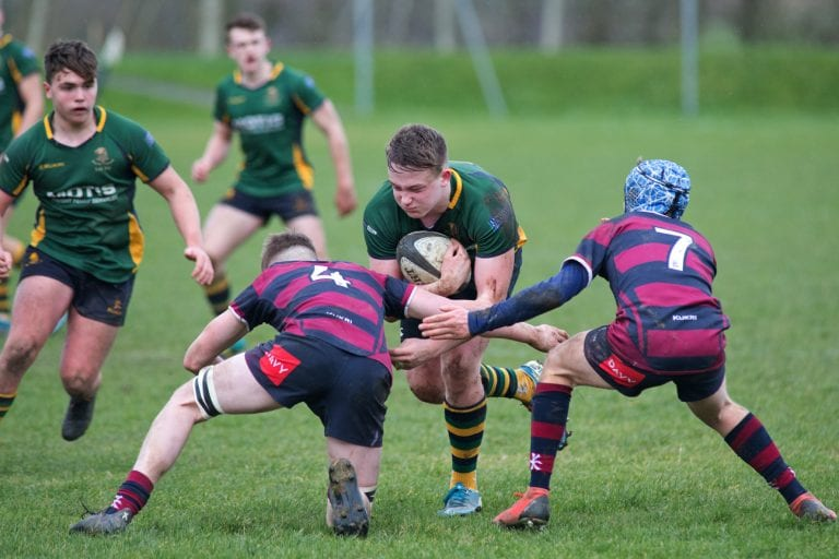 Down High rugby team moves a step closer to Subsidiary Shield final