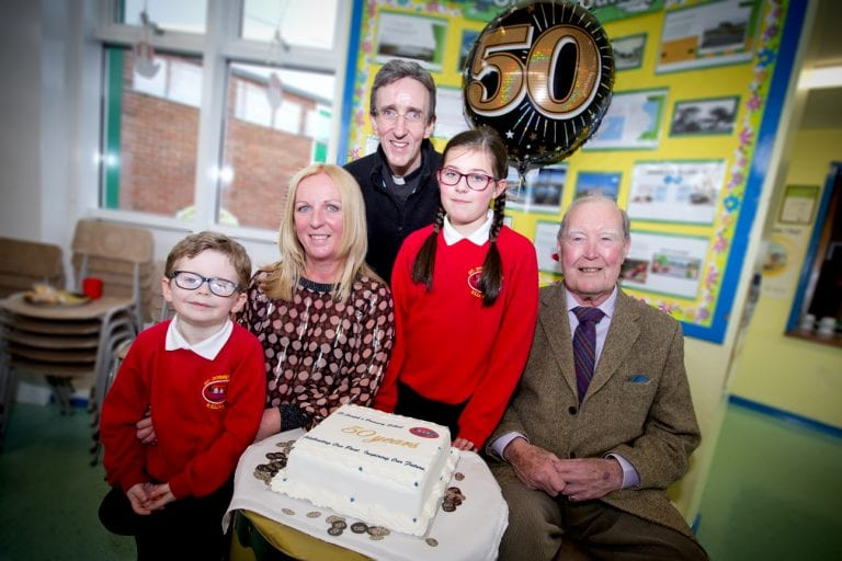 Killough School celebrates 50 years