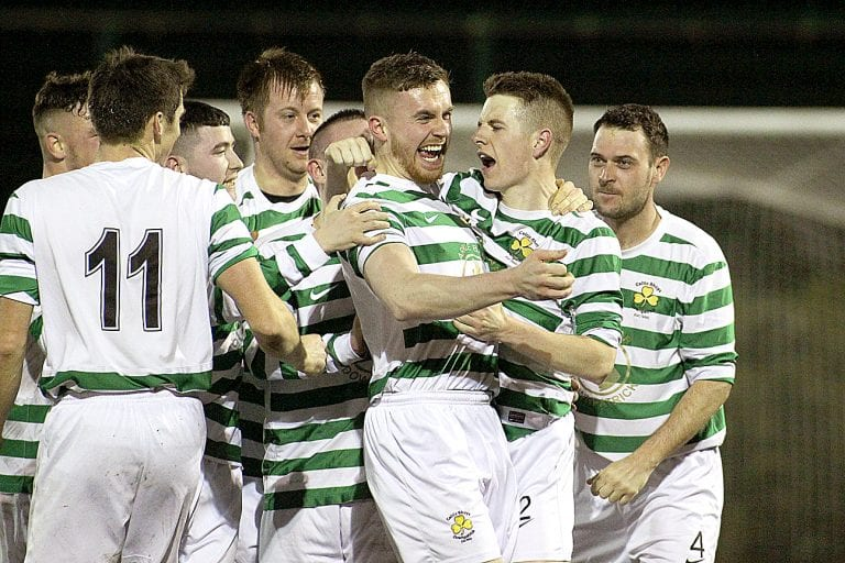 Celtic Bhoys through to NFU Mutual Harry Clarke Cup final