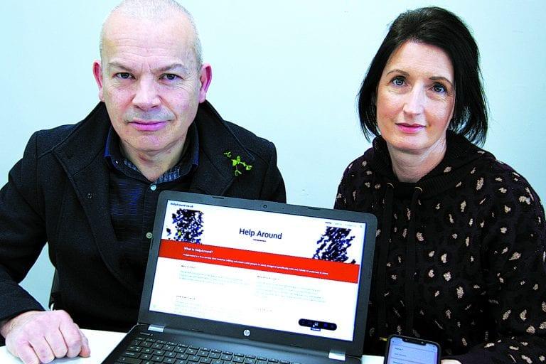 Newcastle couple launch online volunteer directory