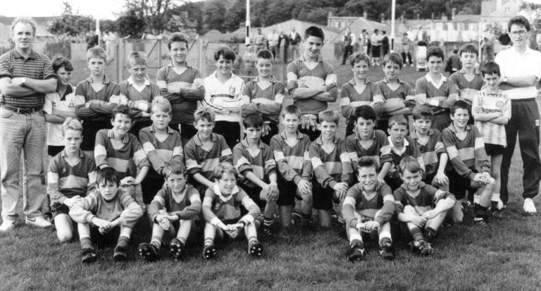 Spotlight on Bryansford GAC in days gone by