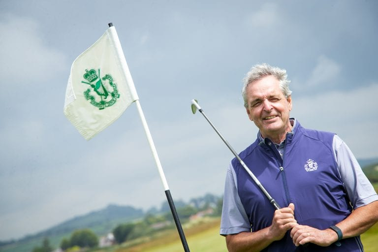 Top golf honour for Newcastle man