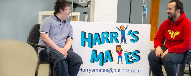 'Harry's Mates' offering fun and friendship in lockdown